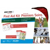 Easy Care™ Outdoor + Travel First Aid Kit