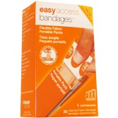 Easy Access Bandage™ Strip Fabric Assorted 30 count