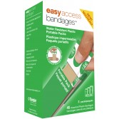 Easy Access Bandage™ Strip Plastic Assorted 45 count