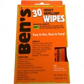 Ben's® Wipes (12 wipes per box)